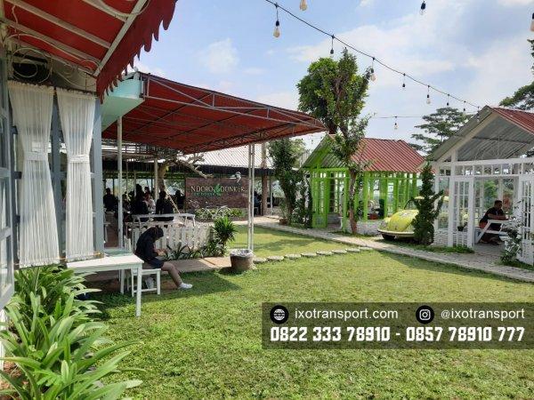 Ndoro Dongker Tea House Karanganyar