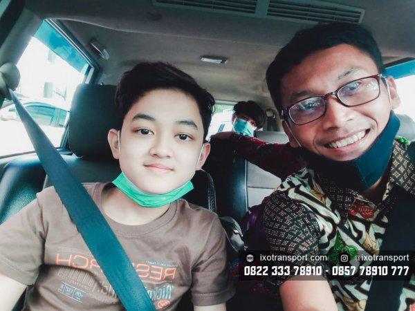 Tamu dan Driver