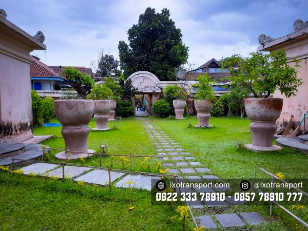 Kampung Wisata Taman Sari Jogjakarta